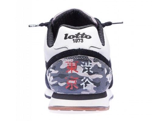 Кроссовки мужские TOKYO SHIBUYA Lotto T0837 (последний размер)