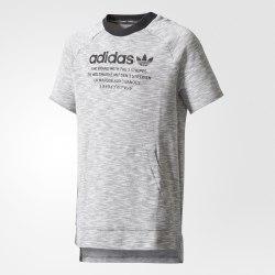 Футболка детская J NMD L TEE Adidas BQ8361