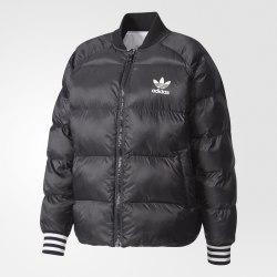 Куртка двусторонняя утепленная женская SST REV JACKET Adidas BR9146 (последний размер)