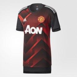 Футболка мужская MUFC H PRESHI Adidas BS2608