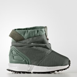 Сапоги детские ZX FLUX BOOT TR I Adidas BY9065