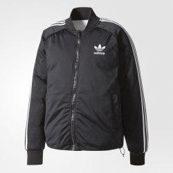 Куртка двусторонняя утепленная женская SST REV JACKET Adidas BS4424