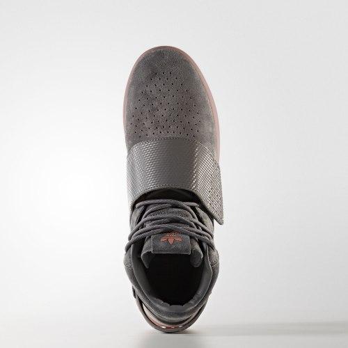 Кроссовки высокие мужские TUBULAR INVADER STRAP Adidas BY3634 (последний размер)