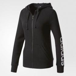 Худи женская ESS LIN FZH FL Adidas BK7050