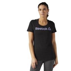 Футболка женская REEBOK LINEAR READ SCOOP Reebok BQ8534