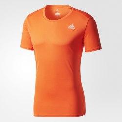 Футболка мужская RUN TEE M Adidas CG1956