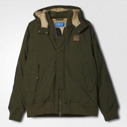 Куртка утепленная мужская DOWN SST Adidas AH5759 (последний размер)