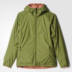 Куртка двусторонняя женская W ALPLOFT HO J Adidas AP8729