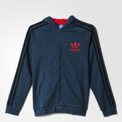 Худи детская J MS HOODIE FL Adidas AB2087