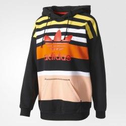 Худи женская TREFOIL HOODIE Adidas BJ8312