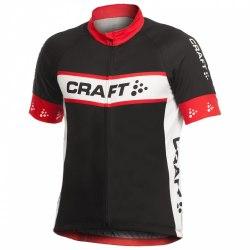 Джерси мужское Active Bike Logo Jersey Man SS 14 Craft 1900696-9900