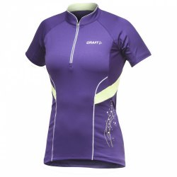 Джерси женская Active Bike Jersey Woman SS 13 Craft 1901284-2462