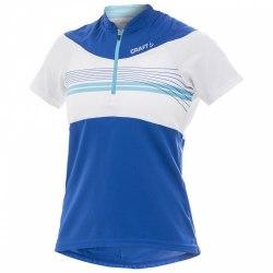 Джерси женское Active Bike Loosefit Jersey Woman SS 14 Craft 1901942-2345