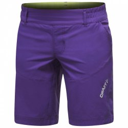 Шорты женские Active Bike Hybrid Shorts Woman SS 13 Craft 1901945-2462