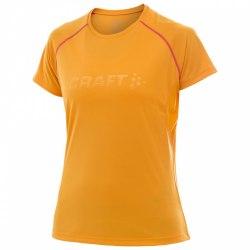 Футболка женская Active Run Craft SS Tee Woman SS 14 Craft 1902496-2560