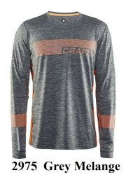 Лонгслив мужской Breakaway LS Shirt Man SS 17 Craft 1904798-2975