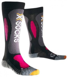 Носки Ski Carving Silver Woman AW 12 X-Socks X20357-X0A