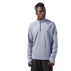 Лонгслив мужской LS QUARTER ZIP Reebok CD5440