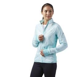 Куртка для бега женская HEX RUN JKT Reebok CF8733