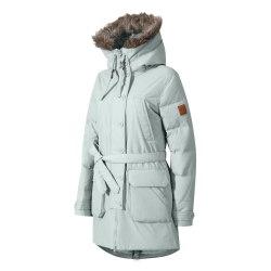 Парка-пуховик женская Long Down Jacket Reebok CV5064