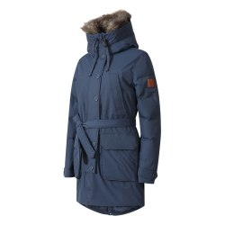 Парка-пуховик женская Long Down Jacket Reebok CV5066