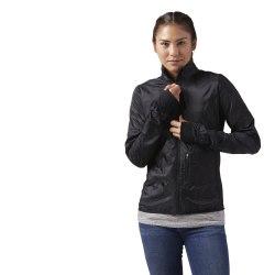 Куртка для бега женская HEX RUN JKT Reebok CW3474
