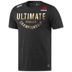 Футболка мужская UFC FK ULTIMATE JERSEY Reebok DM5167