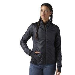 Куртка для бега утепленная женская RUN PLR A JCKT Reebok BR2314