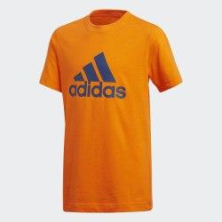Футболка детская YB LOGO TEE Adidas CF6504