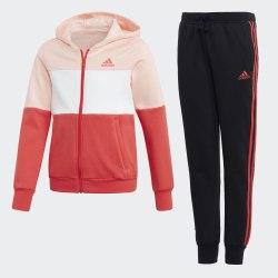 Костюм спортивный детский YG HOOD COT TS Adidas CF7305