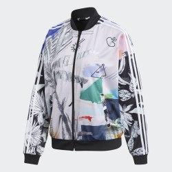 Олимпийка женская OVERSIZED TT Adidas CW1381