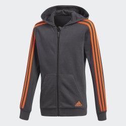 Худи детская YB 3S FZ HOOD Adidas CW3823 (последний размер)