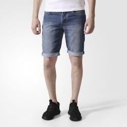 Шорты мужские джинсовые LIGHT DNM SHORT Adidas AE3661