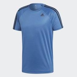 Футболка мужская D2M Tee 3S Adidas CE0316