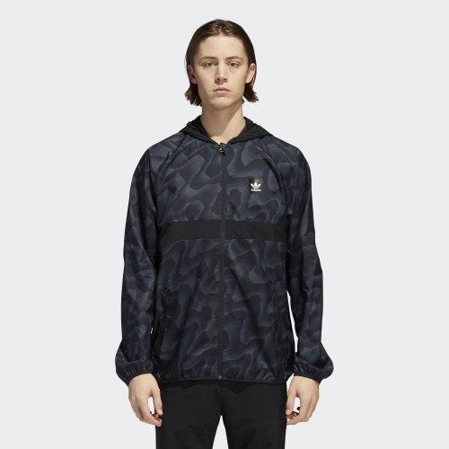 Куртка мужская BB WARP WND JKT Adidas CF5804