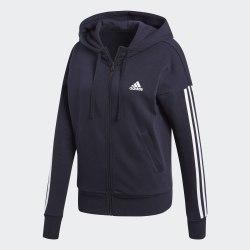 Худи женская ESS 3S FZ HD Adidas CF8874