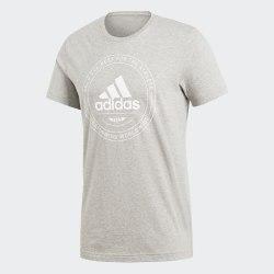 Футболка мужская ADI EMBLEM Adidas CV4518
