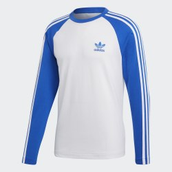 Джемпер мужской 3-STRIPES LS T Adidas CW1229