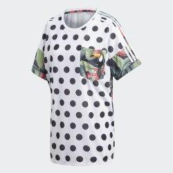 Футболка женская T-SHIRT Adidas CW1376