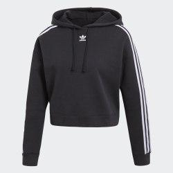 Худи женская укороченная CROPPED HOODIE Adidas CY4766