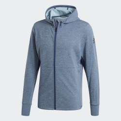 Худи мужская WO FZ CLIMACOOL Adidas CY9865