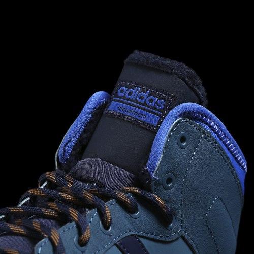 Кроссовки высокие мужские CF HOOPS MID WTR Adidas AC7791