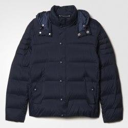 Куртка утепленная мужская HOODED DOWN JKT Adidas AX6170