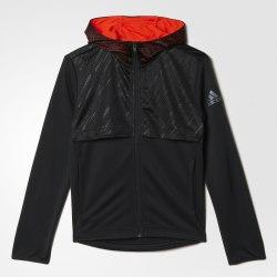 Худи детская YB UF T FZ HOOD Adidas AY1423