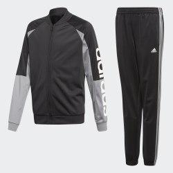 Костюм спортивный детский YB LINEAR TS CH Adidas CF7353