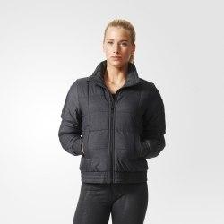 Утепленная куртка-бомбер Essentials Adidas AA8532