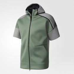 Худи мужская без рукав ZNE HOOD REC PE Adidas B46973