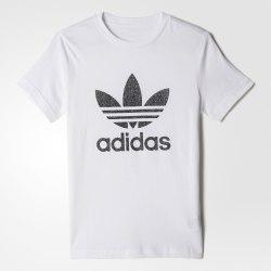 Футболка детская J TRF FT TEE Adidas BK2025