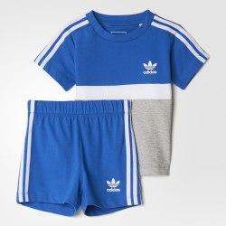 Комплект детский I TRF FL SET Adidas BK5746
