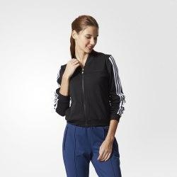Олимпийка женская W FR Q1 TT Adidas BK6812